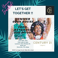 Century 21 Legacy Summer Open House tickets