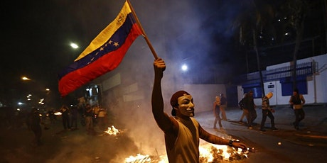 Is Venezuela a Failed State and How is this Affecting Its Neighbors? tickets
