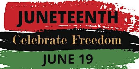 "Juneteenth Celebration ""Sip & Paint"" tickets"