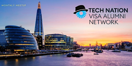 In person event! Tech Nation Visa Alumni - June Monthly drinks tickets