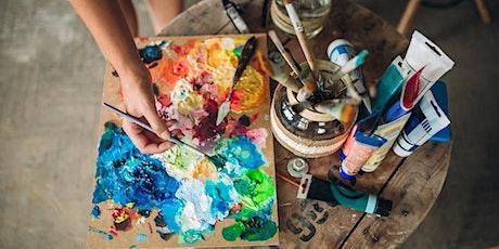 Inauguració Espai D'art Classes de Pintura tickets