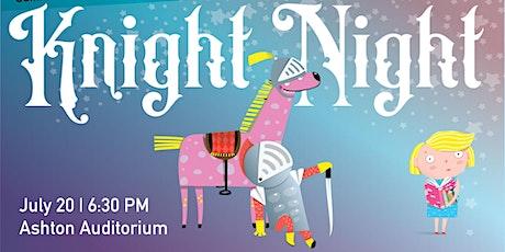 Summer Reading Finale: Knight Night tickets