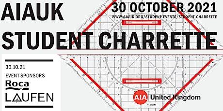AIA UK 2021 Student Charrette tickets