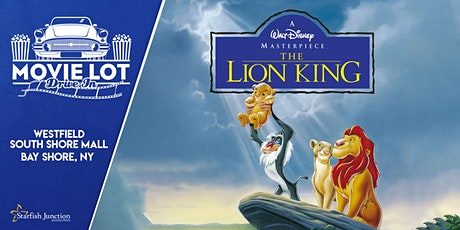 Movie Lot Drive-In Presents:  The Lion King - Friday 7/16/21 tickets