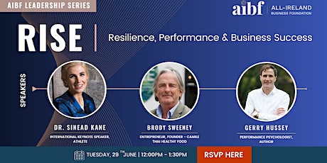 RISE: Resilience, Performance & Business Success tickets