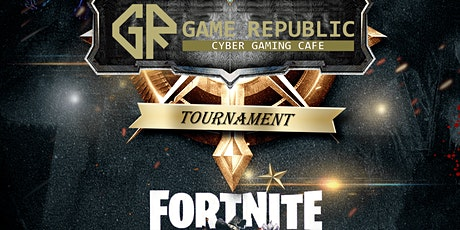The 2nd Game Republic Fortnite Tournament tickets