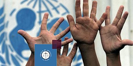 Taller 3er. Protocolo Facultativo  Convención Derechos  del Niño entradas