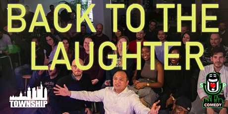 Back to the laughter! - Let`s do this again Tickets