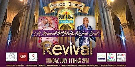 Revival Gospel Brunch for SunServe tickets