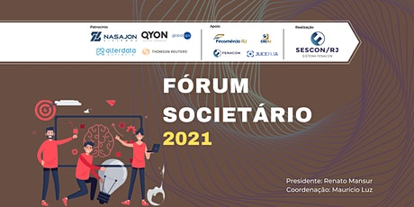 Fórum Societário 2021 - Sescon RJ ingressos