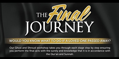 The Final Journey tickets