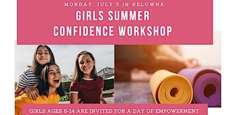 Kelowna BeaYOUtiful Confidence Workshop- Age Group 11-14 tickets