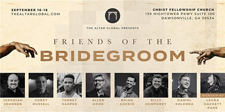 The Altar Conference: Friends of the Bridegroom tickets