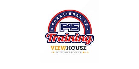 F45 Denver Premier & ViewHouse Ballpark Workout + Brunch tickets