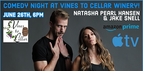 Comedy Night at Vines To Cellar tickets