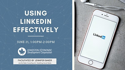 Using LinkedIn Effectively tickets