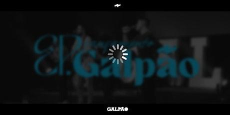 CULTO DE LAÇAMENTO DO EP GALPÃO ingressos