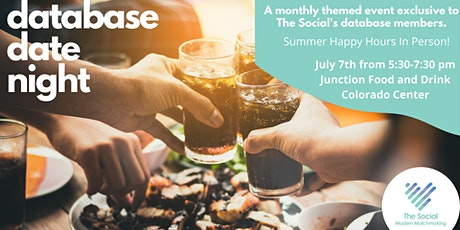 July Database Date Night tickets