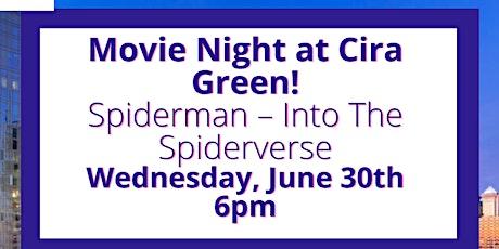 Movie Night at Cira Green tickets