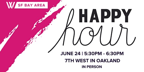 Outdoor Happy Hour with WISE SF/Bay Area...In-Person! tickets
