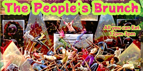 The Peoples Brunch tickets