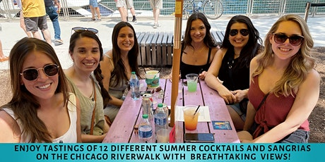 Riverwalk Cocktail Fest - An Outdoor Tasting Experience tickets