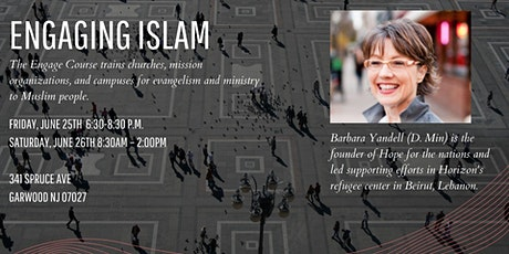 Engaging Islam Intensive - Missions Training tickets