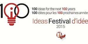 21inc Ideas Festival d'idées 2015