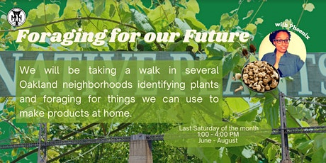 Foraging for our Future (Part 1 of 3) tickets