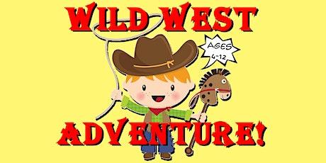 Wild West Adventure!  4-day Cowboy Camp tickets