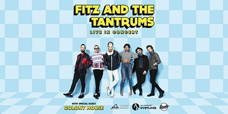 Fitz & The Tantrums tickets