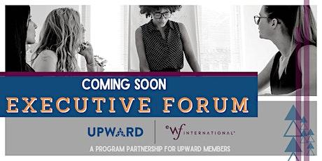 Executive Forum Informational Meeting ingressos