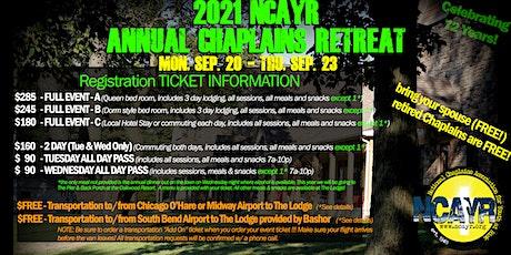 2021 NCAYR Annual Retreat tickets