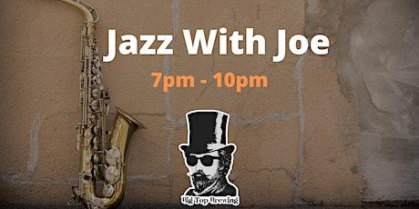 Jazz With Joe tickets