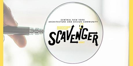 CNY Architecture & Design Scavenger Hunt tickets