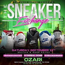 The Sneaker Exchange tickets