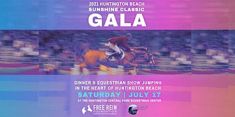 2021 Huntington Beach Sunshine Classic Gala tickets