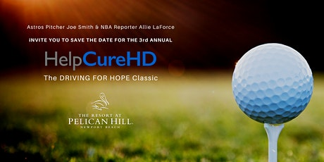 Driving For Hope Classic 2021 tickets