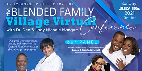 The Blended Family Village Virtual Conference tickets