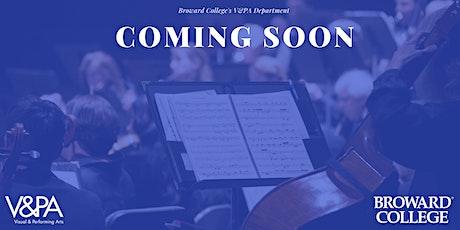Broward College Big Band - Fall Jazz Concert tickets