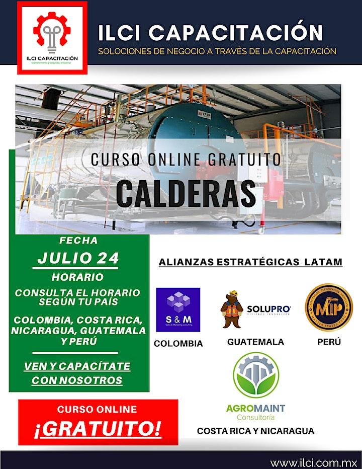 """Imagen de Curso Online Gratuito """"Calderas"""""""