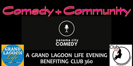 Comedy + Community tickets