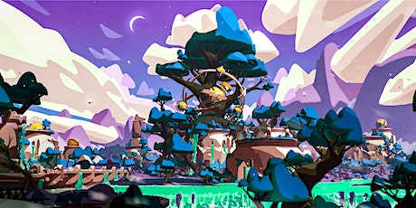 Exploring Environment and Visual Development Illustrations in Blender tickets