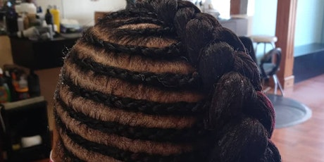 Do you want to learn how to Cornrow . Basic Cornrow class tickets