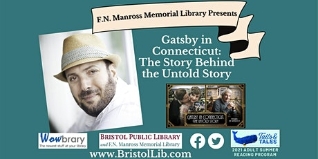 Gatsby in Connecticut: The Story Behind the Untold Story tickets