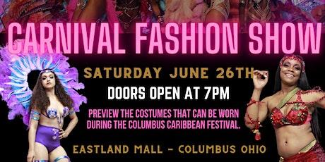 Caribbean Carnival Fashion Show tickets