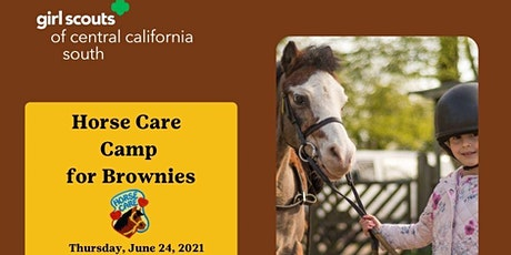 Horse  Care Camp for Brownies - Kern tickets