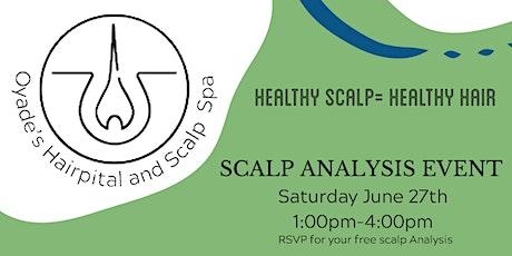Scalp Wellness tickets