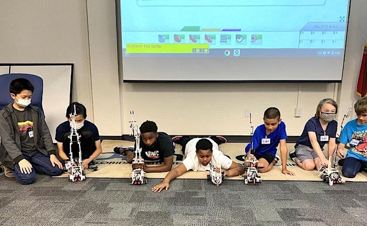 IHMC Robotics Camp -   Rising 7th and 8th Graders - Ocala image