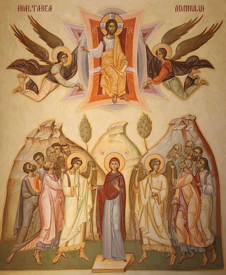 Sf Liturghie Inaltarea Domnului / Divine Liturgy Ascension of the Lord image